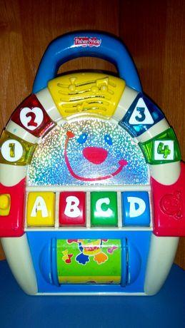 Fisher price игровая музыкальная панель.
