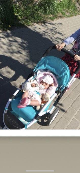 Wózek dla lalki z koszykiem Nakło nad Notecią - image 1