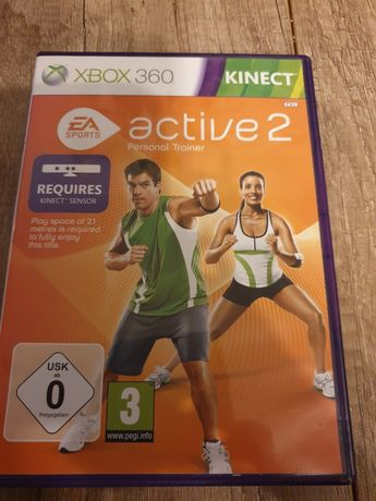 Gry Xbox 360 dance central, active 2