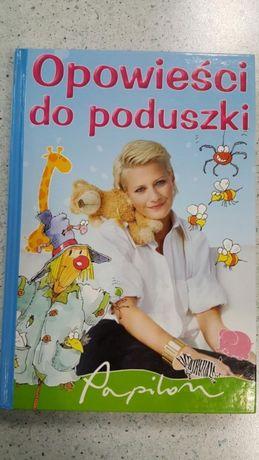 Książka dla dzieci. Opowieści do poduszki.