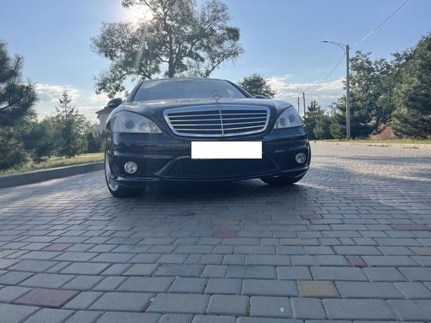 Мерседес S 500