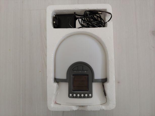 Rádio despertador a pilhas ou por tomada NOVO!