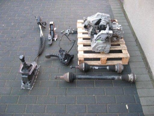 Przekladka skrzyni biegów z automata na manual pasat b6 2010