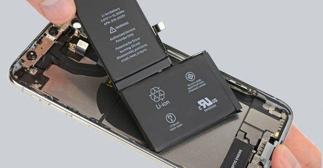 Iphone 8 X XS XS max NOWA bateria 100% kondycji ORYGINAŁ SERWIS APPLE