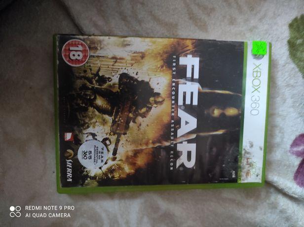 Fear Xbox 360 . .
