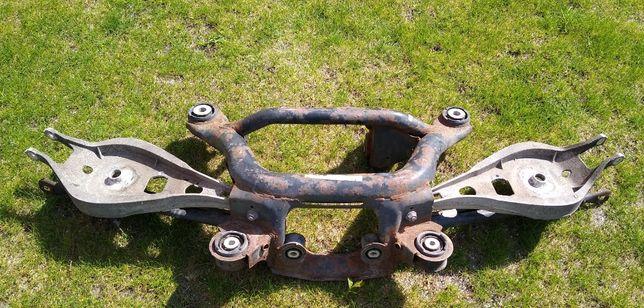 tylny wózek/ sanki/ kołyska/zawieszenie bmw e46