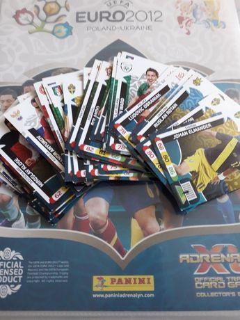Karty Euro 2012