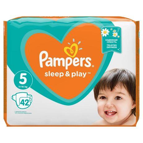 Памперсы Pampers Sleep & Play 600р