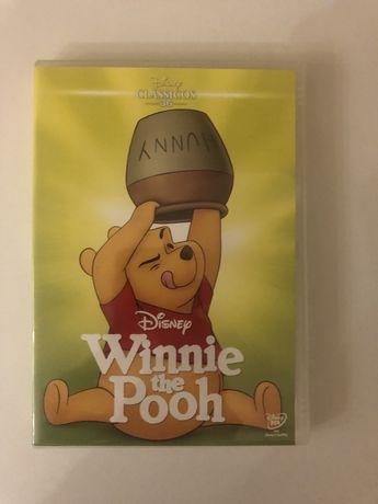 DVD Disney - Winnie the Pooh