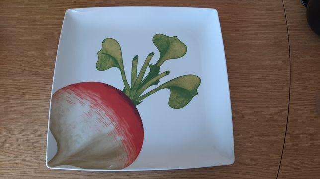 Prato colecção Vegetais  Vista Alegre