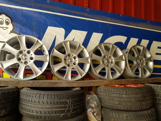 Felgi Aluminiowe  Nissan Qashqai R16 5x114.3 ET40 7J