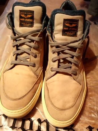 Кожаные ботинки Pme Legend,. Pазмер 44
