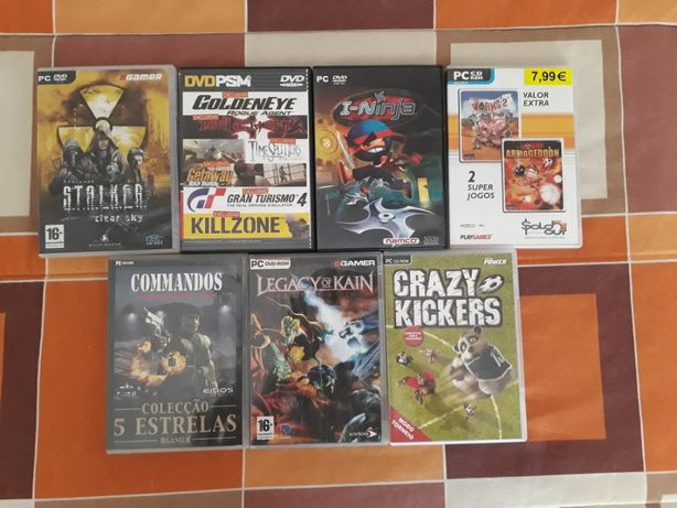 Jogos de PC Variados