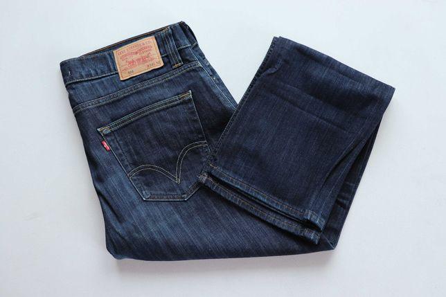 Spodnie męskie jeansy Levis 506 W38 L32. Stan idealny Levi's