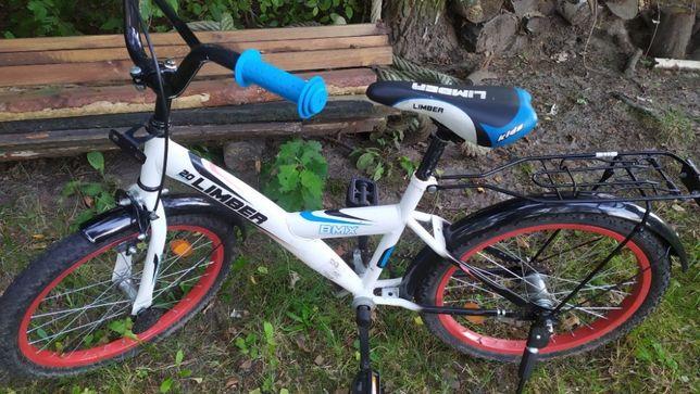Rower BMX 20 Limber Rower dziecięcy