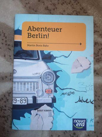 Książka dla uczących się niemieckiego Abenteuer Berlin