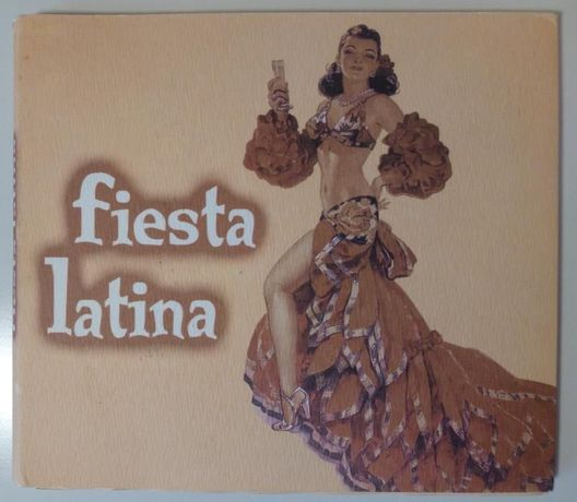 "CD ""Fiesta Latina"" – Bacardi Martini Portugal, Lda"