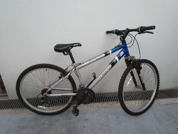 Bicicleta Berg Cross Country