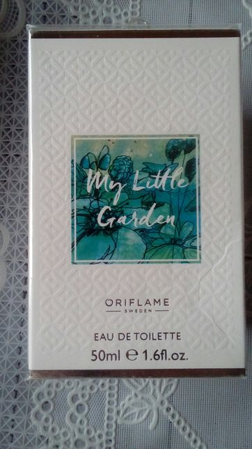 Woda My little garden Oriflame