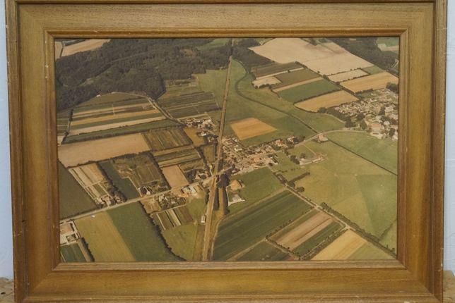 Obraz geodezyjny na płycie malarskiej 74 x 53