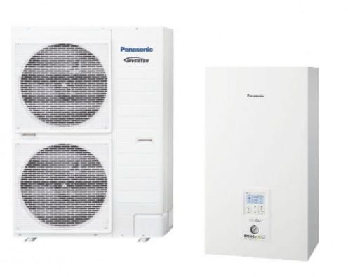 Pompa ciepła Panasonic T-Cap WXC09H3E8 9kw 400V z montażem