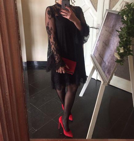 Шикарное платье MOHITO!