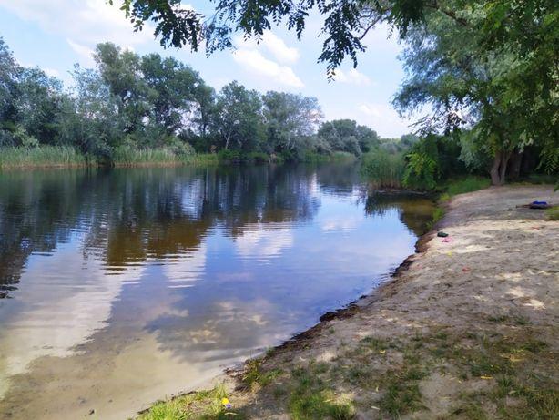 Продам дачу на берегу Орели в Обуховке (Кировское)