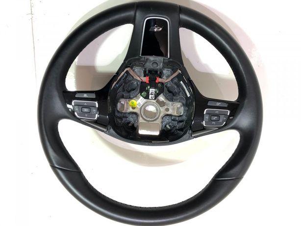 KIEROWNICA VW TOUAREG 7P MULTI R-LINE IDEALNA !