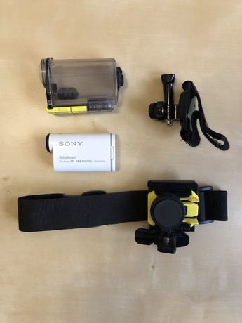 Kamera sportowa Sony Action Cam HDR-AS100V