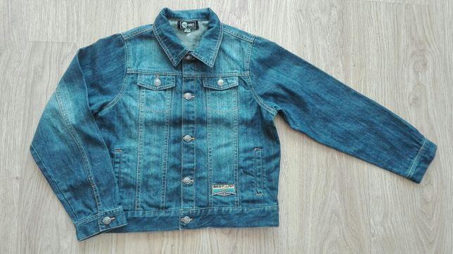 Kurtka jeans katana chłopiec 134