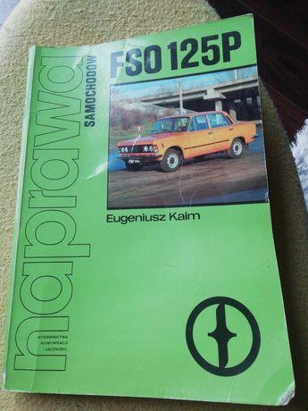 Książka FSO 125p