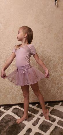 Продам костюм тренеровочный для маленькой балерины или гимнастики