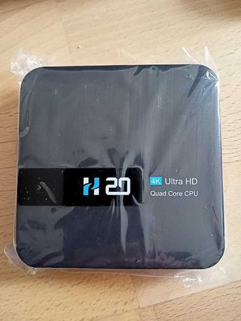 Android Smart TV Box H20 nowy 2/16G