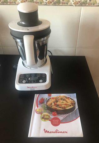 Robot  Moulinex Volupta - com garantia