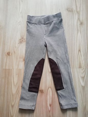 Дитячі штани H&M на дівчинку 4-5 років в хорошому стані