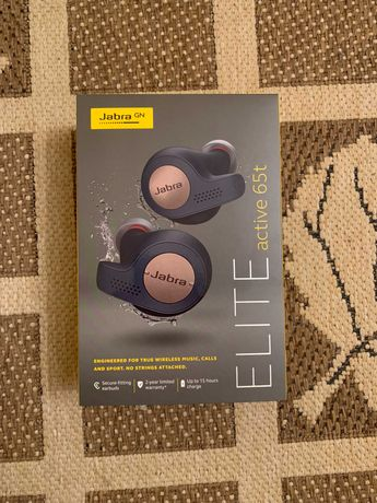 Навушники Jabra Elite Active 65t.