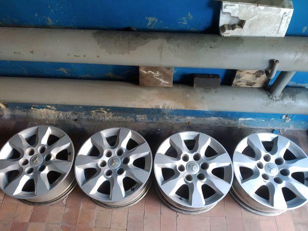 Оригинальные диски Pajero Wagon 4 торг