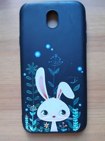 Etui Samsung Galaxy S7 silikonowe czarne