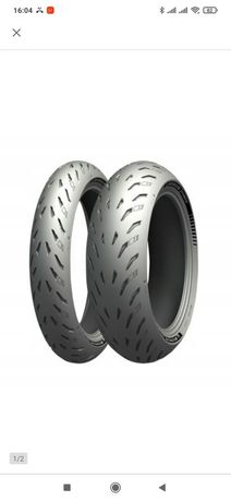 MICHELIN PILOT ROAD 5 120/70ZR17 180/55ZR17 2020r.