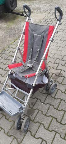 Wózek Maklaren dla dzieci niepełnosprawnych