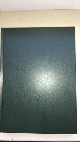 Ежедневник не датированный темно- зеленого цвета