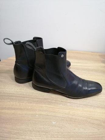 Ботинки Moreschi 42,5 размер, очень дорогая обувь!