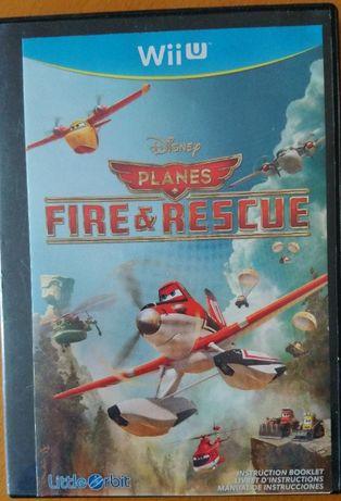 """WII Płyta """"Planes Fire&Rescue"""" Gra z USA"""