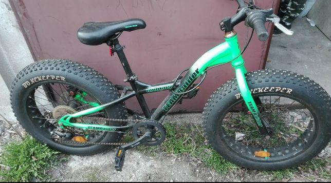 Rower dla 8-12 latka