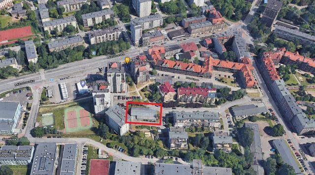 Miejsce parkingowe - Katowice Fliegera, AWF, centrum - faktura VAT