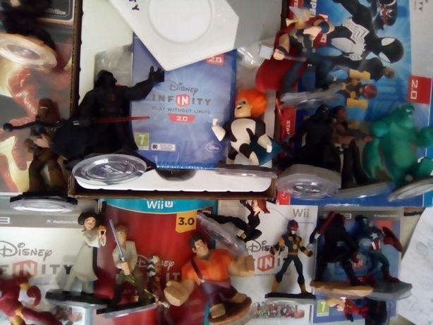 jogos ps3, wii u, ps vita e psp super-heróis infinity