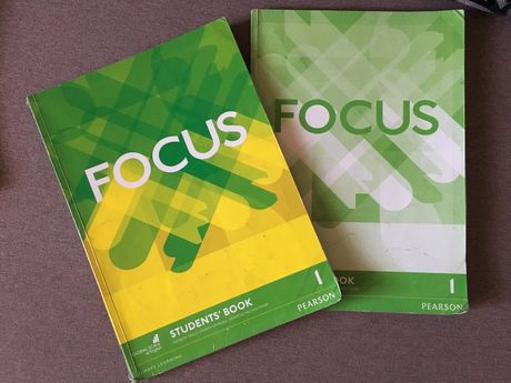 Focus 1 student's workbook 2016 тетрадь
