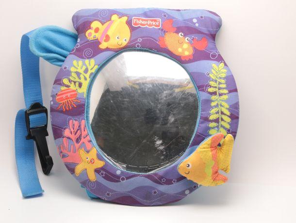 Espelho retrovisor Fischer-Price para cadeira de bébé