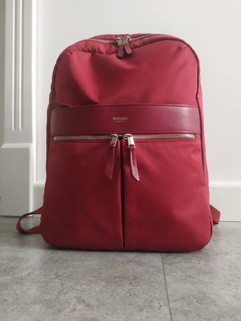 Knomo Beauchamp Plecak Cherry 14 cali/ j. nowy