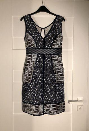 Sukienka z wycięciami H&M 34 36